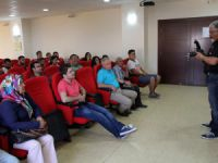 """Erdemli Belediyesi'nden ücretsiz """"fotoğrafçılık kursu"""""""