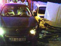 Anamur'da kaza: 1 yaralı