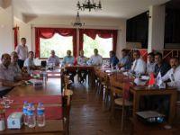 2. Spor Çalıştayı Çamlıyayla'da gerçekleştirildi