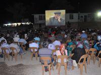 Silifke'de açık hava sinema günleri başlıyor