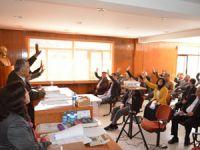Bozyazı Belediye Meclisi, Nisan Ayı Olağan Toplantısını yaptı