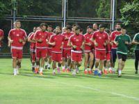 MİY, Beşiktaş maçı hazırlıklarına başladı