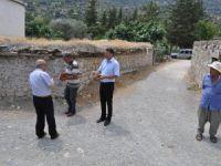 Başkan Turgut, İmambekirli yollarını inceledi