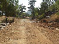 Bozyazı Belediyesi, Tekmen'de yeni yol açtı