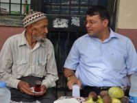 Başkan Turgut: Köylerimiz bizim ayrılmaz bir parçamızdır