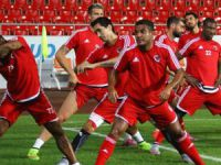 Mersin İdman Yurdu, Beşiktaş maçı hazırlıklarını sürdürüyor