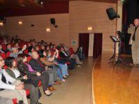 """Silifke Belediyesi Fasıl Grubu'ndan """"Bahara Gülümse"""" konseri"""