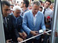 Beşiktaş Başkanı Fikret Orman, Çukurova Kartalları Derneği'nin açılışını gerçekleştirdi