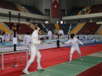 Mersin'de düzenlenen Eskrim Yıldızlar A Türkiye Şampiyonası sona erdi