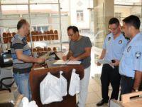 Yenişehir Belediyesi, fırın denetimlerine devam ediyor