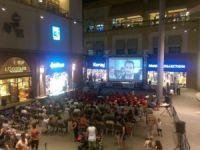 Forum Mersin'de açık havada sinema keyfi bir başka güzel