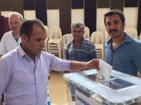 CHP Silifke İlçe Başkanlığı'nda delege seçimlerini yapıldı