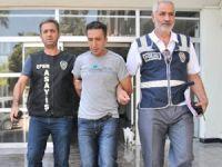 Mersin'de eşini 14 yerinden bıçaklayan cani koca yakalandı