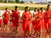 Mersin Büyükşehir Belediyespor Kadın Basketbol Takımı, başarı için uykularından feragat ediyor