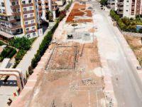 Yenişehir'de park sayısı artıyor
