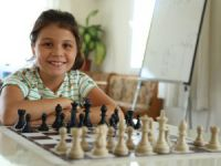 Mezitli Belediyesi, satranç kursu açtı