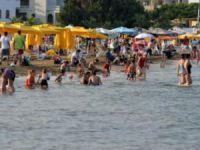 Mersin'de deniz suyu sıcaklıkları arttı