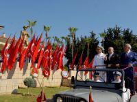 Mersin'de 30 Ağustos Zafer Bayramı coşkusu
