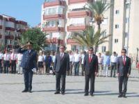 Anamur ve Bozyazı'da 30 Ağustos Zafer Bayramı coşkusu