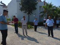 Bozyazı'da sıcak asfalt çalışması başladı
