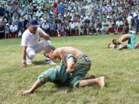 Karakucak Güreşleri, Gözne'de sona erdi