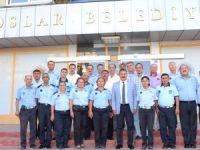 Başkan Tuna, Zabıta Teşkilatı'nın kuruluş yıldönümünü kutladı