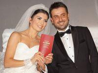 Anamurlu İş Adamı Ayhan Güzel, oğlu Hasan'ı evlendirdi