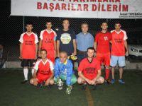 Şehit Jandarma Er Mustafa Oğuz Futbol Turnuvası sona erdi