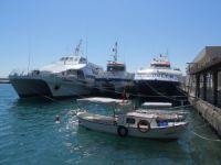 Taşucu Limanı'nın işletmesi Mersin Büyükşehir Belediyesi'ne verildi