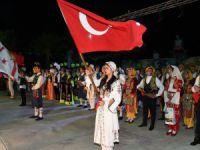 KKTC'deki 10. Uluslararası Harnup Festivali'nde Mersin rüzgârı esti