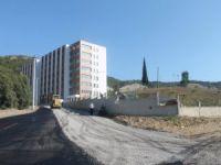 MEÜ Anamur Meslek Yüksekokulu yeni binası 30 Eylül'de açılacak
