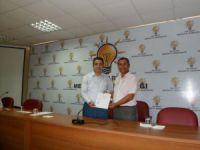 Adem Ali Keskin, Ak Parti'den yeniden aday adayı
