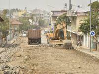 Anamur'da sıcak asfalt çalışması başlıyor