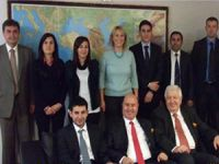 Halil Gök Çukurovalılar Derneği Genel Başkanlığı'na tekrar seçildi