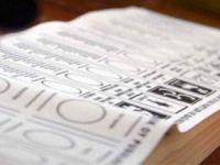 Siyasi partilerin 1 Kasım'daki erken seçimlerdeki sıralamaları belli oldu