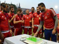 Mersin İdman Yurdu'nda Osmanlıspor maçı hazırlıkları sürüyor