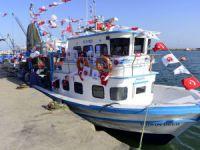 """Mersinli balıkçılar, """"Vira Bismillah"""" diyerek balık sezonunu açtı"""