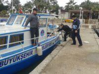 Mersin Büyükşehir Belediyesi, denizi kirleten gemilere 2 milyon 850 bin TL ceza kesti