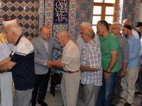 Vali Çakacak, Mersin Halkı'yla bayramlaştı
