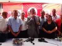 CHP Mersin'de bayramlaşma gerçekleşti