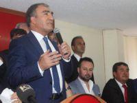 MHP Mersin'de bayramlaşma gerçekleşti