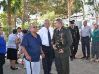 Emekli Orgeneral Ergin Saygun'dan Bozyazılı şehit yakınları ve gazilere yemek