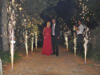 Anamur Lider Emlak Sahibi Ali Limon, Fadime Keskin ile evliliğe ilk adımı attı