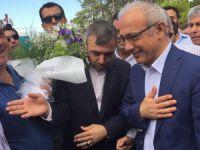 Ak Parti Mersin Milletvekili Adayı Lütfi Elvan: Anıtlı ile Demirören arasındaki yolun ihalesine en kısa sürede çıkacağız