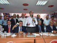 MHP Anamur'da bayramlaşma gerçekleşti