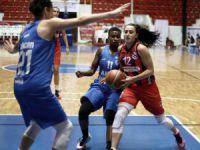 Mersin Büyükşehir Belediyespor Kadın Basketbol Takımı'na 2.lik kupası