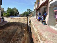 Anamur'da içme suyu hatları yenileniyor