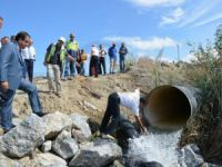 """Sucuoğlu: Su, Kıbrıs Rum kesimine karşı KKTC halkına """"stratejik bir avantaj"""" sağlayacak"""