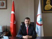 Mersin İl Sağlık Müdürü Doç. Dr. Mustafa Kemal Başaralı, Mersin'de doktora yapılan saldırıyı kınadı