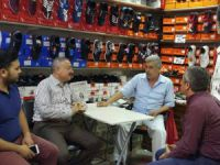AK Parti, Mersin'de seçim çalışmalarına hızlı başladı